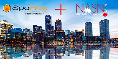 Twice as Nice Beauty Conference: NASNPRO & Spa Hive tickets
