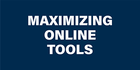 Part 2: Maximizing Online Tools to Amplify Your Business tickets