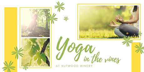 Yoga in the Vines tickets