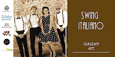 Swing Italiano Giazzati 4et | TrevisoRetrò biglietti
