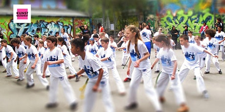 Kunst im Quadrat - Capoeira II Tickets