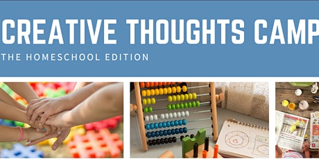 Creative Thoughts Camp and Distance Learning Assistance Days tickets