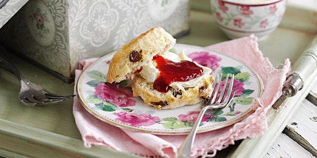 Great British Afternoon Tea - Baking Class tickets