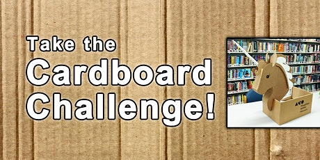 Take the Cardboard Challenge! tickets