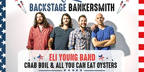 Backstage at Bankersmith with the Eli Young Band tickets