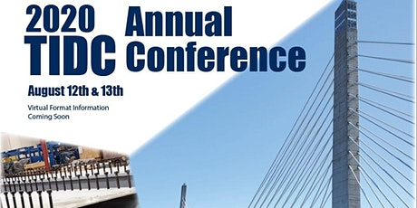 2020 TIDC Annual Conference tickets