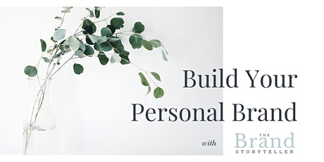 Build Your Personal Brand tickets
