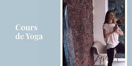 Yoga Class tous les jeudis billets