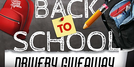 CST's Back to School Driveby Giveaway tickets