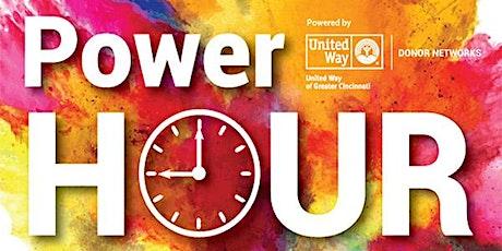 Power Hour - Women United tickets