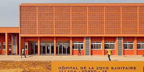 Architecture et santé en Afrique : résultats du concours AFRIKarchi billets