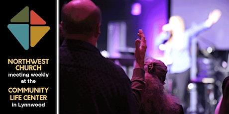 NWChurch Worship Service - August 9, 2020 tickets