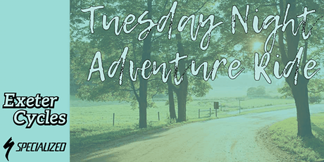 Tuesday Night Adventure Ride tickets