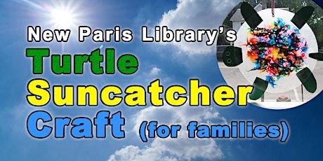 Turtle Suncatcher Craft tickets