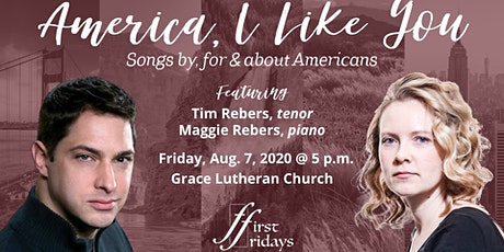 """First Fridays presents """"America, I Like You"""" tickets"""