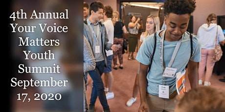 Fourth Annual Your Voice Matters Youth Summit tickets