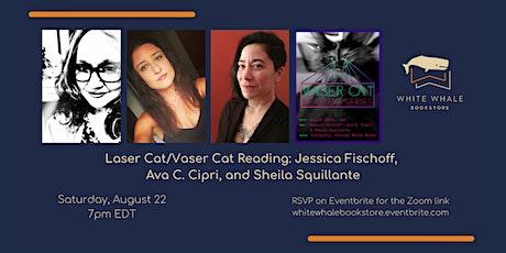 Laser Cat/Vaser Cat! Fischoff, Cipri, and Squillante tickets