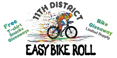 11th District Easy Bike Roll tickets