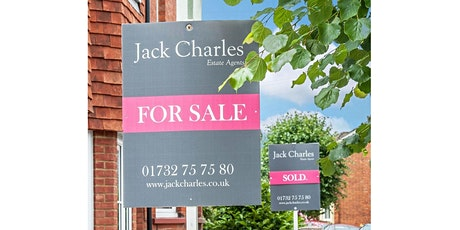 Jack Charles Estate Agents in Tonbridge | Free Sales Valuations tickets