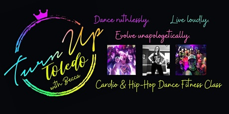 Cardio Party in Copland Park with Turn Up Toledo Dance Fitness tickets