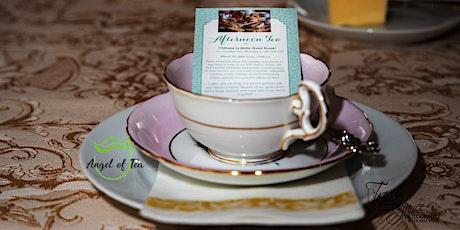 Mid-July Afternoon Tea tickets
