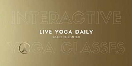 Shanti Hot Yoga Live Interactive Yinstorative Yoga with Lucy tickets