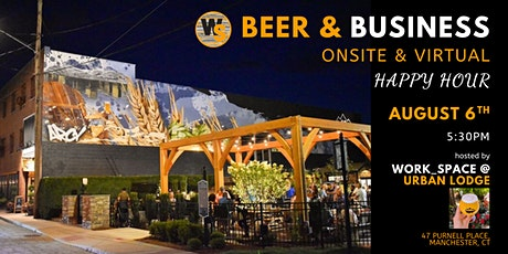 Beer & Business: Urban Lodge tickets