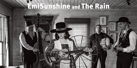 Emi Sunshine and The Rain (Please Read Ticket Info Below) tickets