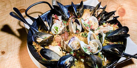 Spanish Spices and the Art of Paella tickets
