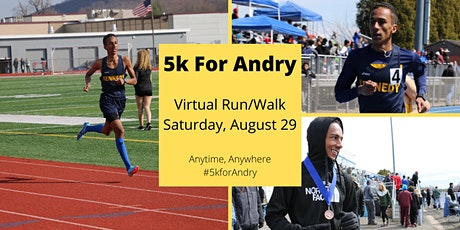 5k for Andry tickets