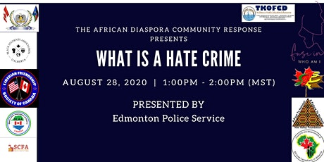What is a Hate Crime  & What Supports are Available? tickets