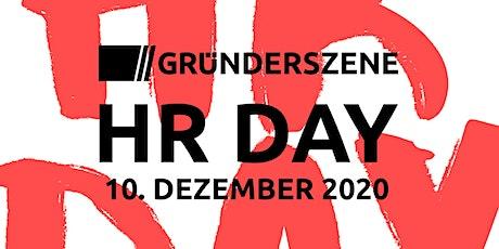 Gründerszene HR Day - 10.12.2020 Tickets