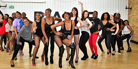 Madam Storms STRUT Masterclass, Learn how to walk in your heels (women only tickets