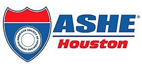ASHE Houston Virtual Webinar - Julie Beaubien & Amy Redmond - TxDOT TPP tickets