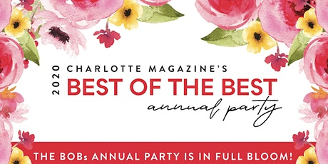 2020 Best of the Best Party (The BOBs) tickets