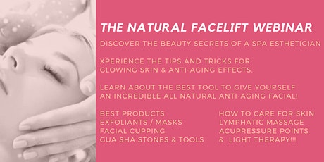 Natural Facelift tickets