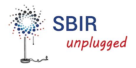 SBIR Unplugged tickets