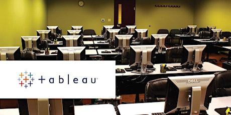 Tableau Desktop Level 1 Training in Portland, Oregon tickets