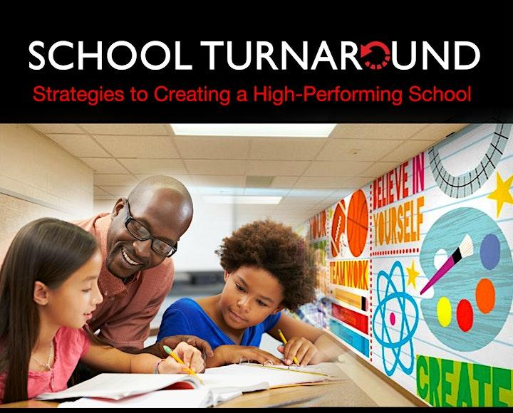 School Turnaround   Virtual PD Session image