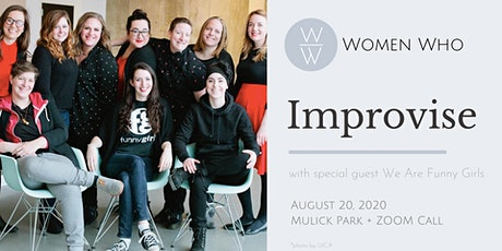 Women Who IMPROVISE tickets
