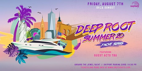 Ibiza Sunset | Jewel Yacht Party tickets