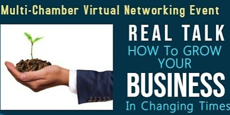 REAL TALK: How to Grow Your Business During Changing Times tickets