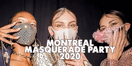 MONTREAL MASQUERADE PARTY   SAT JULY 18 tickets