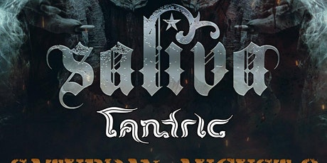 Saliva with Tantric tickets