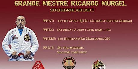 Red Belt Ricardo Murgel Seminar tickets