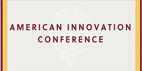 American Innovation Conference tickets
