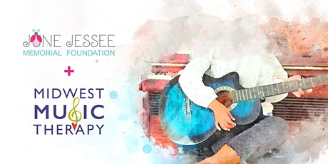 JJMF Virtual Music Therapy for Families - November tickets