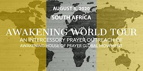 Awakening  Digital World Tour: South Africa (Video Gathering) tickets