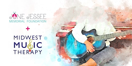 JJMF Virtual Music Therapy for Families - December tickets