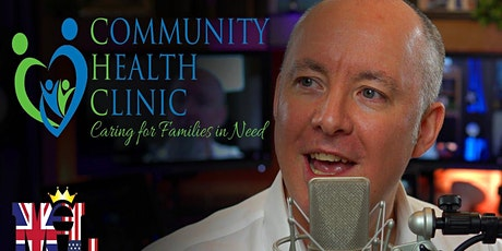 McKinney Community Health Clinic Fundraiser - World Piano Man Martyn Lucas tickets